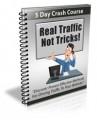 Real Traffic Not Tricks Newsletter PLR Autoresponder ...