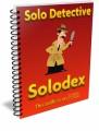 Solo Detective PLR Ebook