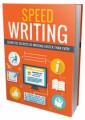 Speed Writing Personal Use Ebook