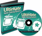 Ultimate Note Taking System PLR Video With Audio