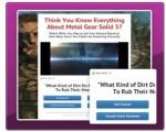 Video Quiz Game Plugin Developer License Software