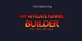Wp Affiliate Funnel Builder Personal Use Software