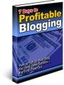 7 Days To Profitable Blogging Plr Ebook