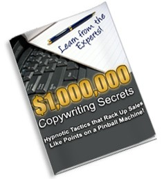 One Million Dollar Copywriting Secrets Plr Ebook