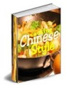 Cooking Chinese Style MRR Ebook