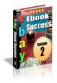 Ebay Ebook Success Vol 2 MRR Ebook