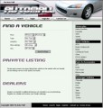 My Auto Mall - Metal Personal Use Template