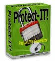 Protect-IT - Paypal IPN Protection Generator Mrr Script