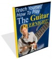 Teach Yourself How To Play The Guitar Overnight PLR Ebook