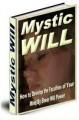 The Mystic Will PLR Ebook