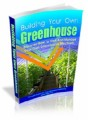 Building Your Own Greenhouse Mrr Ebook