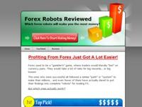 Forex WordPress Theme PLR Script