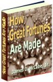 Great Fortunes And How They Were Made PLR Ebook