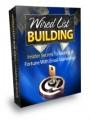 Wired List Building PLR Ebook