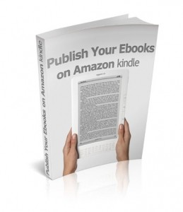 Publish Your EBooks On Amazon Kindle Resale Rights Ebook
