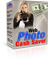 Web Photo Cash Saver MRR Software