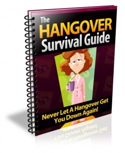 The Hangover Survival Guide Mrr Ebook