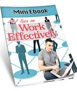 202 Tips To Work Effectively Giveaway Rights Ebook