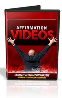 Affirmation Videos MRR Video