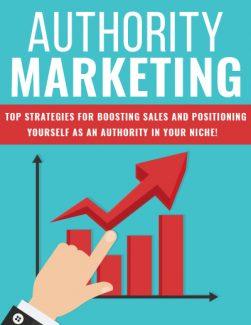 Authority Marketing PLR Ebook