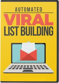 Automated Viral List Building MRR Video With Audio
