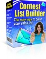Contest List Builder Give Away Rights Software