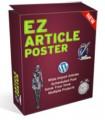 Ez Article Poster Developer License Script