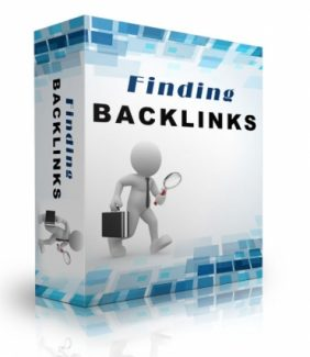 Finding Back Links Personal Use Audio