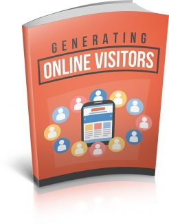 Generating Online Visitors MRR Ebook