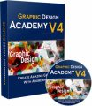 Graphic Design Academy V4 Personal Use Video With Audio