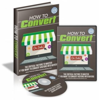 How To Convert MRR Video