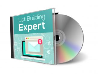 List Building Expert Upsell MRR Video With Audio