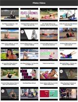 Pilates Instant Mobile Video Site MRR Software