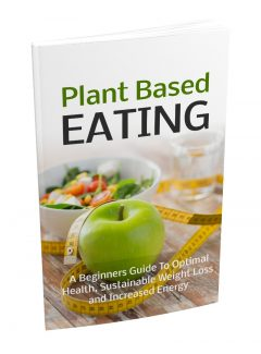 Plant Based Eating MRR Ebook