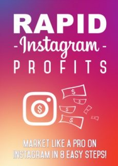 Rapid Instagram Profits MRR Ebook