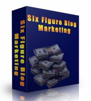 Six Figure Blog Marketing PLR Audio