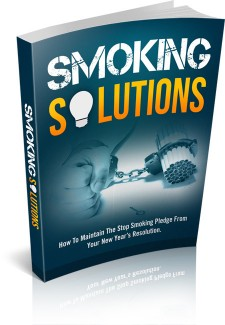 Smoking Solutions MRR Ebook
