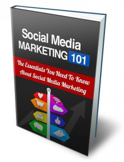 Social Media Marketing 101 PLR Ebook