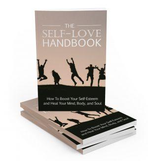 The Self-love Handbook MRR Ebook