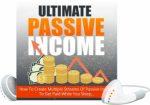 Ultimate Passive Income MRR Ebook With Audio