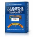 Ultimate Squeeze Page Templates Personal Use Template