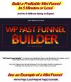 Wp Fast Funnel Builder Personal Use Software