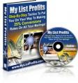 My List Profits Mrr Ebook With Audio