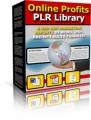 Online Profits PLR Library Plr Ebook