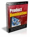 Product Domination Mrr Ebook With Video