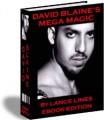 David Blaine's Mega Magic Resale Rights Ebook