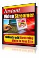 Instant Video Streamer MRR Software