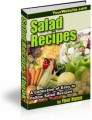 Salad Recipes MRR Ebook