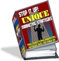 Unique Marketing Strategies PLR Ebook