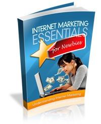 Internet Marketing Essentials For Newbies MRR Ebook